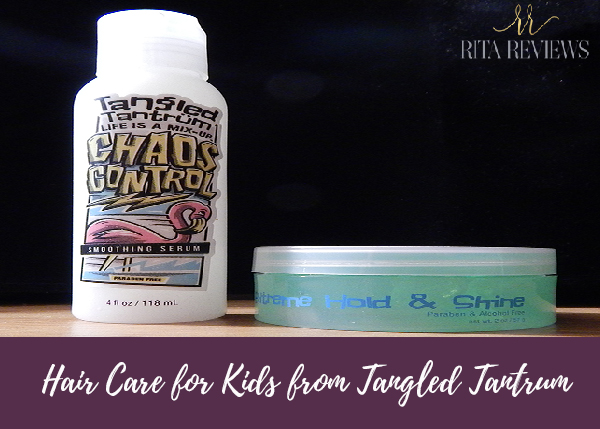 Tangled Tantrum Kids Hair Care