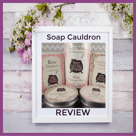 Relax with  Soap Cauldron