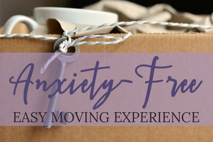 Your Guide to an Anxiety-Free Moving Experience