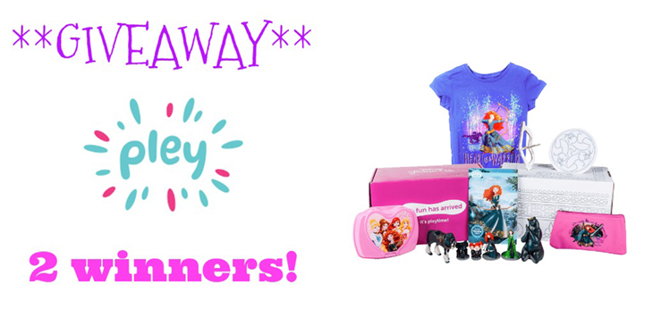 Pley Official Disney Princess Box Giveaway with MamtheFox