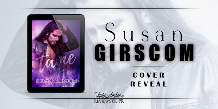 Tame the Flame Cover Reveal with Susan Griscom