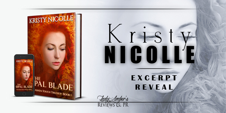 The Opal Blade Excerpt Reveal with Kristy Nicolle