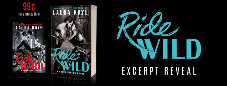 Wild Ride by Laura Kaye Excerpt Reveal