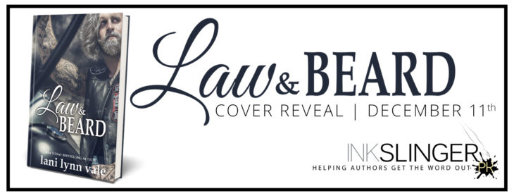 Law & Beard by Lani Lynn Vale Cover Reveal