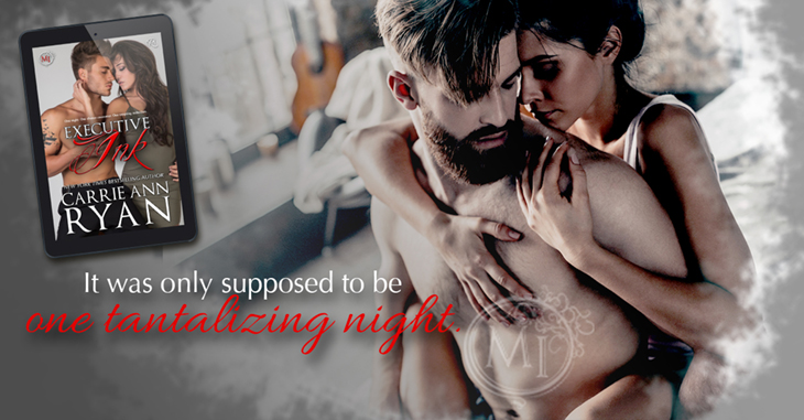 Executive Ink by Carrie Ann Ryan Release Blitz