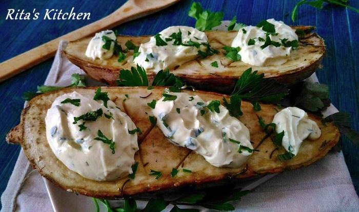 patate americane al forno