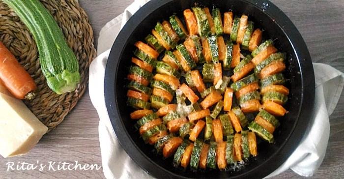zucchine al parmigiano