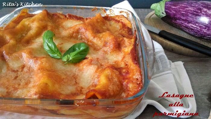 lasagne alla parmigiana