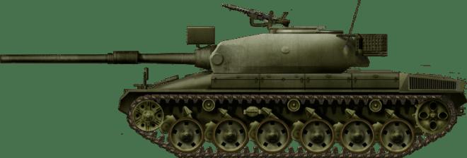 panzer-74-pannier