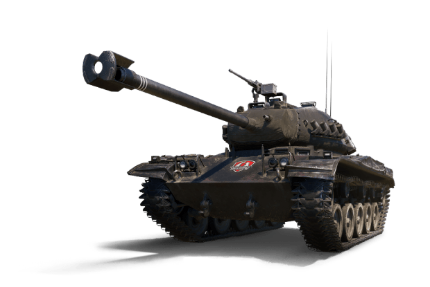 leKpz M 41 90 mm GF-Black Dog