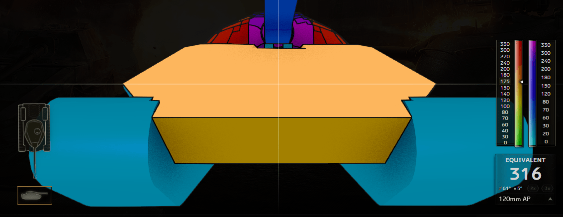 upper front plate test 2
