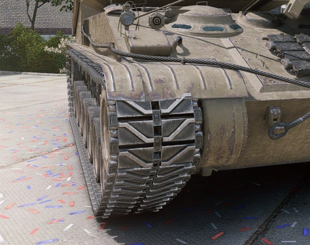Tank Modeling issues in WoT [Compilation] « Status Report
