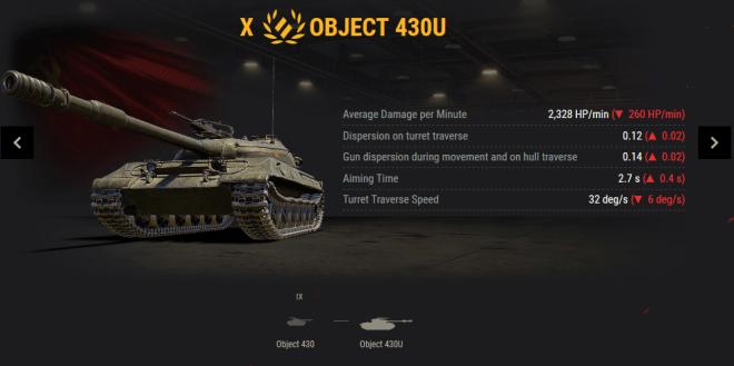 Object 430 U