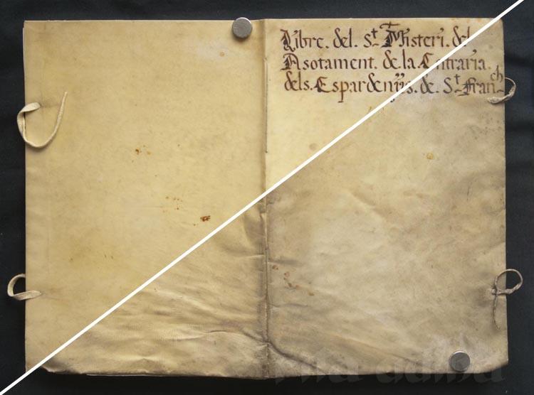 Llibre del Sant Misteri del asotament