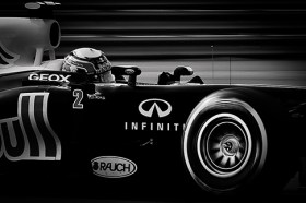 GODET_F1_INDIA_GP_2012-Mark-Webber-black-and-white