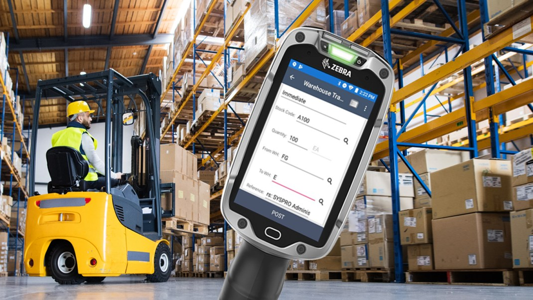 inventory management solution for your manufacturing warehouse