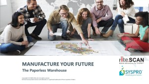 manufacturing your future with going paperless in your warehouse