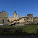 Burgruine der Bischofsburg von Haapsalu