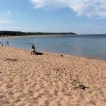 Strand bei Simrishamn