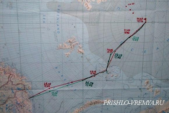 Экспедиция Евдокии Лучезарновой на Северный полюс