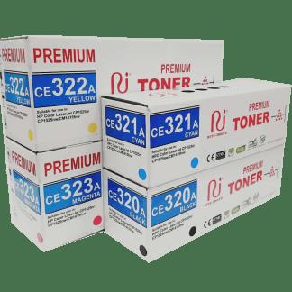 HP premium 321A Compatible toner Cartridge