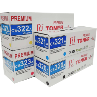 HP premium 321A Compatible toner Cartridge