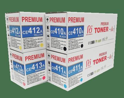 HP 305A compatible toner cartridge