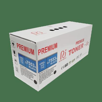 Hp premium 53A compatible toner cartridge