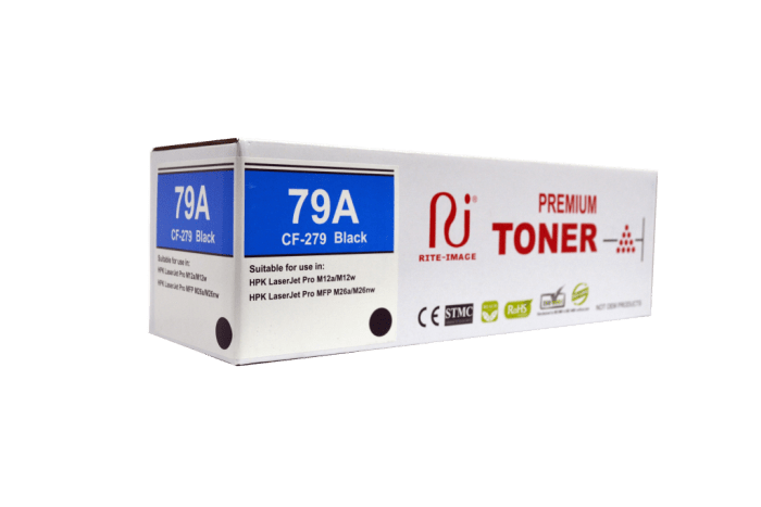 Rite Image Hp CF279A/ Hp 79A Compatible Toner Cartridge