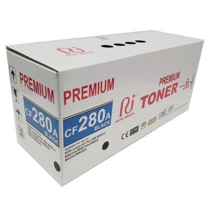 Hp premium 80a compatible toner cartridge