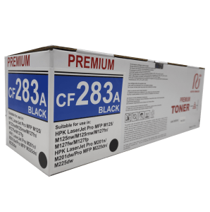 Hp premium 83A compatible toner cartridge
