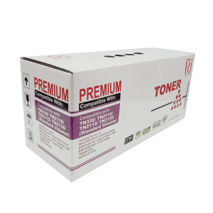 Brother premium TN330 compatible toner cartridge