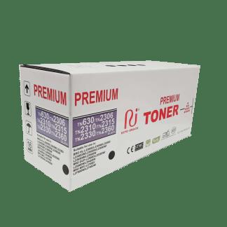 Brother premium TN630 compatible toner cartridge