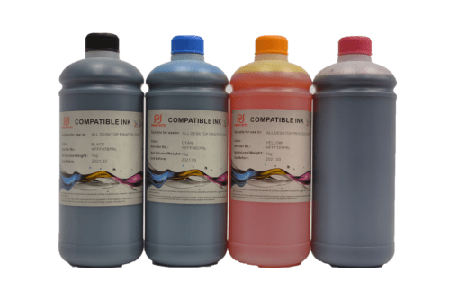 Print-Rite Printer refill ink 1000 ml Compatible