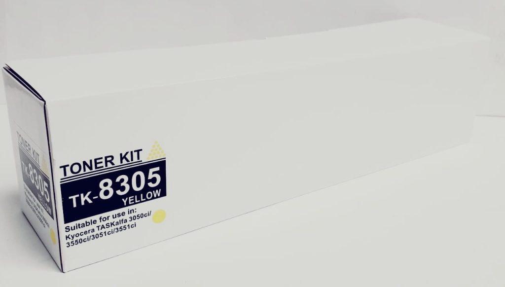 Kyocera mita TK8305 Compatible Toner Cartridge