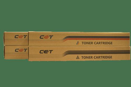 CET Konica Minolta Compatible toners