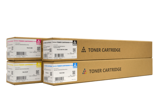 CET Konica Minolta TN512/ TN324 compatible toner cartridge