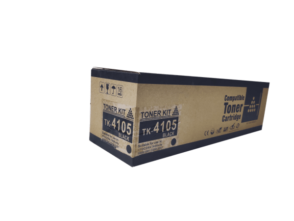 Kyocera mita TK 4105 compatible toner cartridge