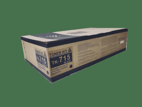 Kyocera mita TK715 compatible toner cartridge
