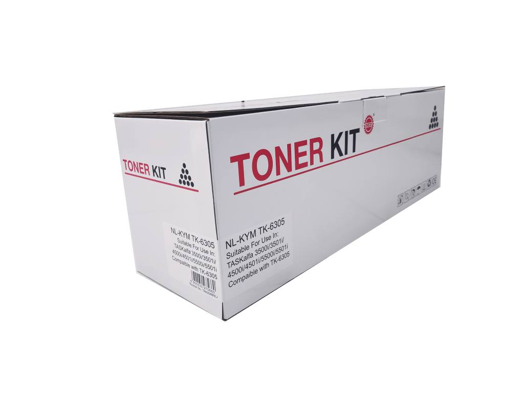 Kyocera mita TK 6305 compatible toner cartridge