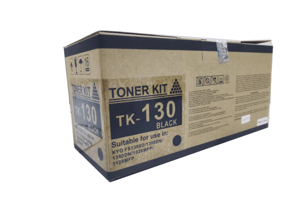 Kyocera Mita TK130 compatible toner cartridge
