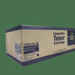 Kyocera Mita TK410 compatible toner cartridge