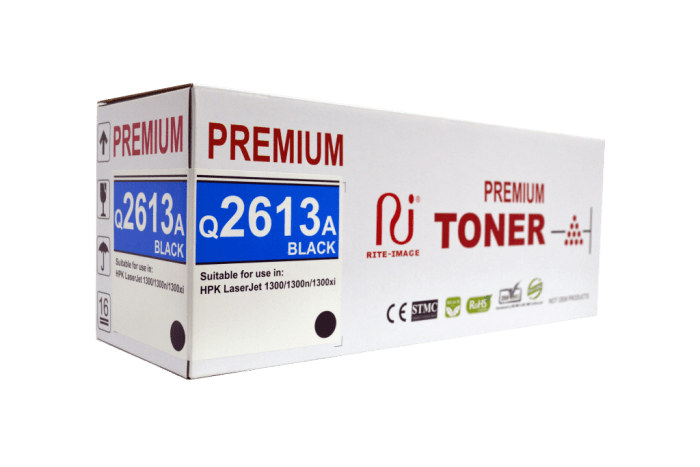Hp Q2613A Compatible Toner Cartridge