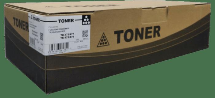 Kyocera Mita TK475/ TK477/ TK478/ TK479 Compatible Toner Cartridge