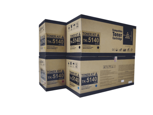 Kyocera Mita TK-5140 Compatible Toner Cartridge