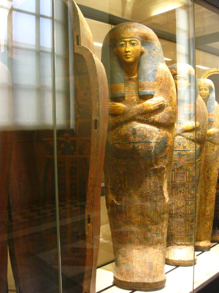 Ancient Egyptian Treasures At The Louvre Ritournelle