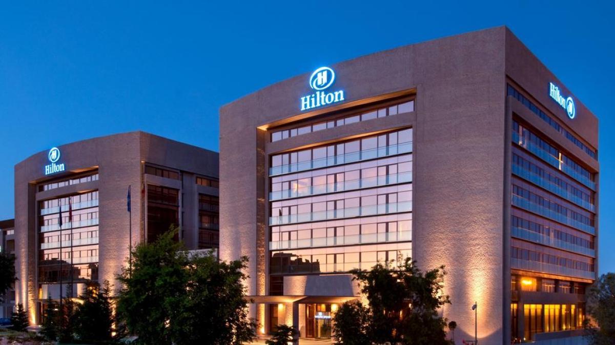 Presentación de Irppa en el Hotel Hilton Barajas, Madrid