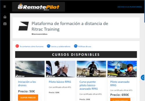 Web RemotePilot