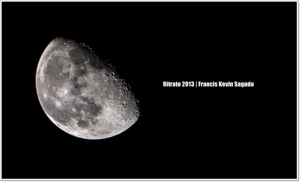Moon Shot 2013