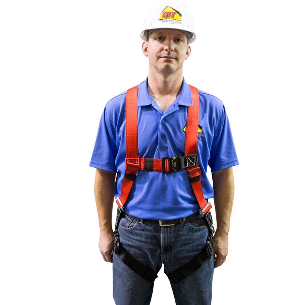 Fall Protection Harnessrit Safety Solutions